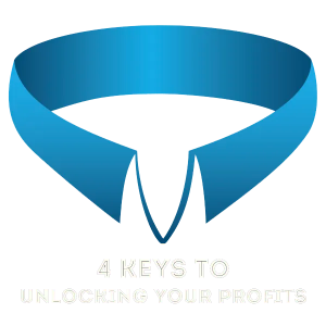 4 Keys to Success Logo - 4 keys to unlocking your profits