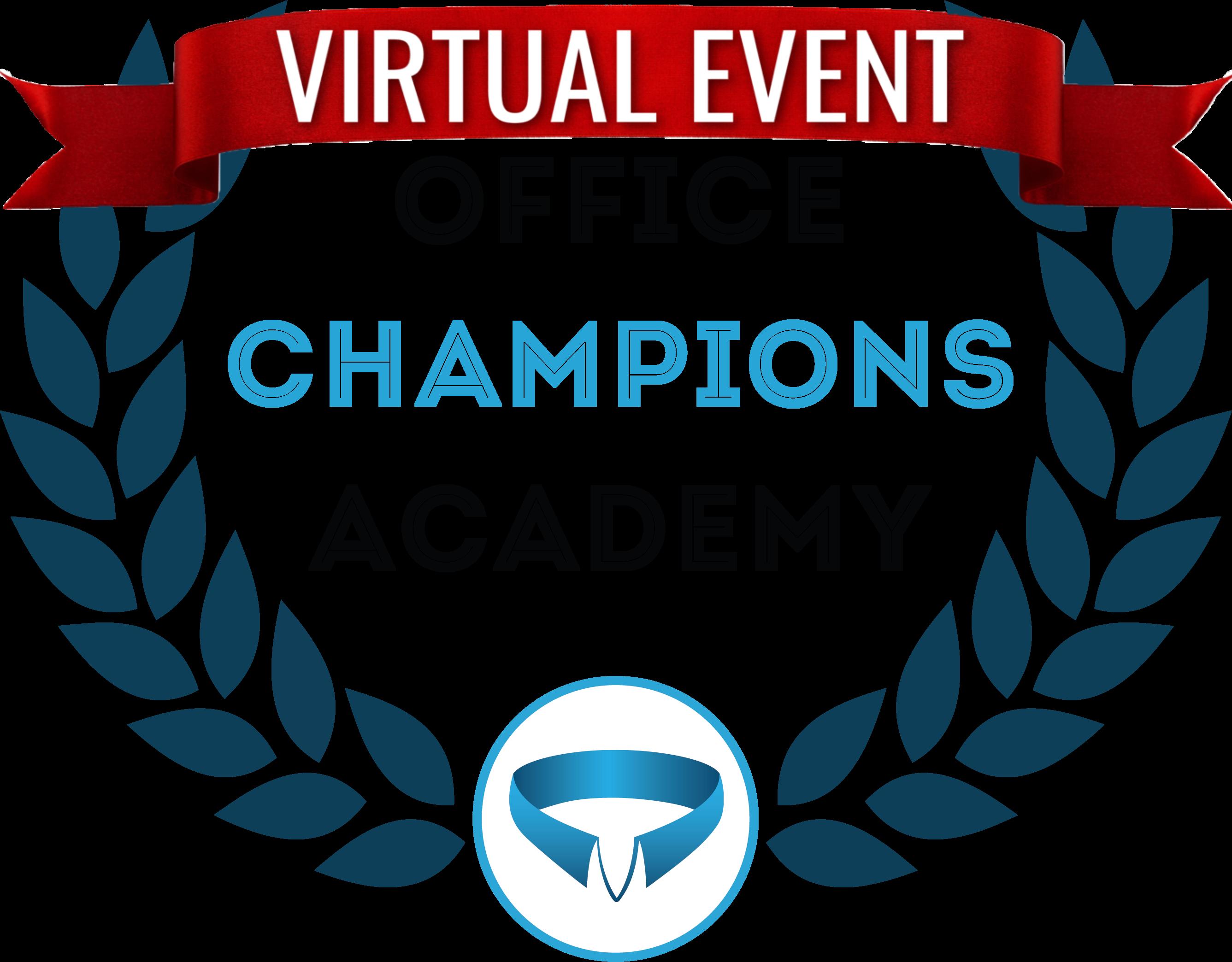 Office-Champions-Academy-Logo-Black-Text-White-Circle-Virtual (2)